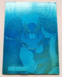 Impel Marvel Universe 1992 Series 3 H-3 Hologram Card Wolverine X-Men EX Cond