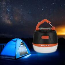 LED Camping Lantern & Power Bank 5200mAh - Rechargeable Tent Light  5 Modes