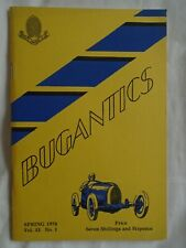 Bugantics Spring 1970 Vol 33 No 1