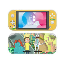 Rick and Morty Nintendo Switch Skin for Nintendo Switch Lite Console
