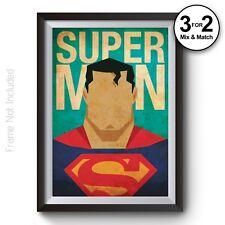 Alternativa Superman Poster-Dc Comics, Libro De Historietas mínimo Pared Arte Impresión