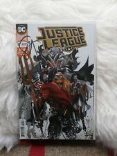Justice League 10, NM, 🔥🔥Signed, COA, Key😁😁 2018, DC COMICS