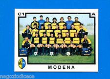 CALCIATORI PANINI 1982-83 - Figurina-Sticker n. 401 - SQUADRA MODENA -Rec