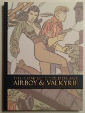 Complete Golden Age Airboy And Valkyrie HC 2013 Canton Street Press Brand New