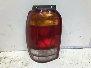 Ford EXPLORER Left Taillight UP-US 11/97-09/01