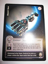 STAR WARS CCG JEDI KNIGHTS CARD MINT/N-MINT RARE RANCOR'S TOOTH 75 R