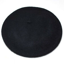 Vintage Unisex Men Women Wool Warm Beret Beanie Hat Cap French Style Beret New