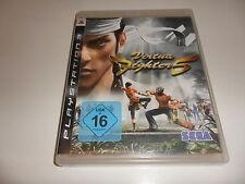 PlayStation 3  PS 3  Virtua Fighter 5