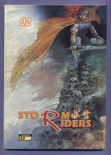 Storm Riders #2 2002 Manhua Graphic Novel Softcover Wing Shing Ma ComicsOne t