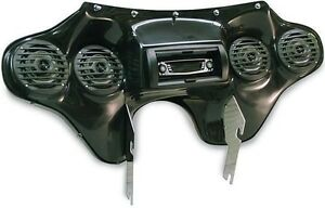 Quadzilla Fairing with Stereo Receiver Hoppe Industries  HDF-HFB