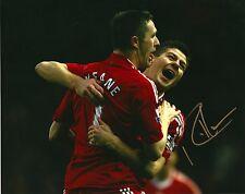ROBBIE KEANE Signed Autographed 8x10 Photo Liverpool Ireland LA Galaxy Gerrard