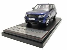Range Rover Sv Autobiography Dynamic 2017 Blue 1:43 Model LCD MODELS