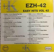 Easy Karaoke Hits Series - EZH42 Ft Hits Of Elvis Presley, Kool & The Gang
