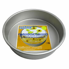 "PME 6x2"" ROUND Circle Aluminium Mold Mould Cake Decorating Baking Tin Pan Tray"