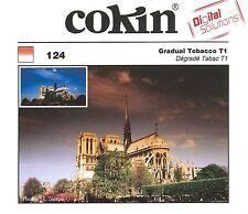 Cokin Gradual TABACO T1 A124 cuadrado ( ADAPT TU Cokin Serie A Kit de Filtro)