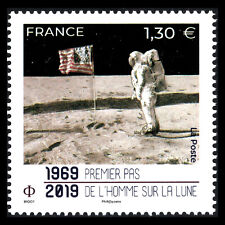 France 2019 - Anniversary of the Apollo 11 Mission to the Moon - MNH