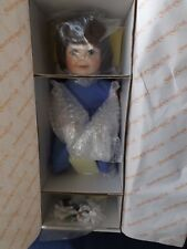 "Hamilton Collection Porcelain Doll ""For You"" by Donald Zolan NIB"