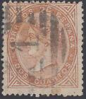 Spagna Spagna 87 ( 87/92 ) 1867 Isabel II Usato
