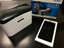 Alcatel IDOL 4S Unlocked Windows 10 OS Smartphone 4G LTE with VR Goggles