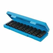 Prise 3pc de stockage titulaire Organisateur Plastique RAILS 1//4 3//8 1//2 Douilles Bergen