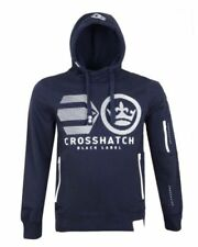 Herren-Sport-Sweatshirts aus Baumwollmischung Kaputzenpullis & Crosshatch S
