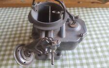 CARTER 2 BARREL MOPAR CARBURETTOR 1902 DODGE CHARGER LA ENGINE PLYMOUTH CHRYSLER