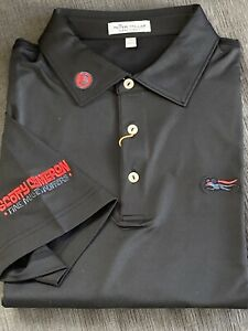 NEW Scotty Cameron SUPER RAT Gallery Golf Polo XL Summer Comfort Black Red NWT