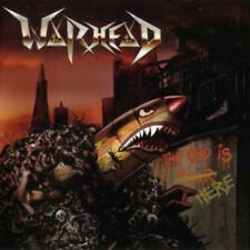 WARHEAD - The End Is Here - CD - THRASH METAL