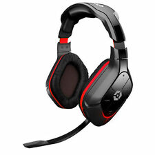 GIOTECK HC-5 WIRELESS GAMING HEADSET PS4 PS3 XBOX ONE XBOX 360 PC MAC