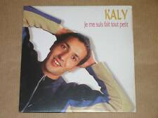 CD SINGLE 2 TITRES / KALY / JE ME SUIS FAIT TOUT PETIT / RARE / NEUF SOUS CELLO