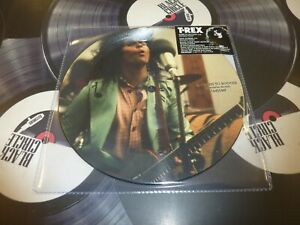 """T. REX (MARC BOLAN) - BORN TO BOOGIE LTD PICTURE DISC 7"""" SINGLE MINT/BRAND NEW"""