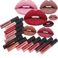 Rouge à lèvres Beauty Lipstick Matte Long Lasting Lip Gloss Makeup Cosmetics New