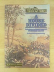 Esprit de Corps: A House Divided - ACW wargames rules