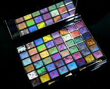 Miss Rose 48 Mixed Color Vitamin E Eye Shadow Color Set #2  Wet Creamy Shine