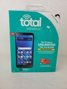 Total Wireless LG Journey 4G LTE Prepaid Cell Phone NEW