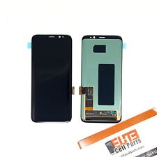 New Samsung Galaxy S8 LCD Display Touch Screen Digitizer Assembly - Black