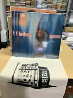 Britney Spears LP Oops I DID It Again Remixes And B Sides Blue RSD 2020 Sealed