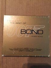 Best Of Bond James Bond Rare - Promotional Copy - Limited Edition CD EMI