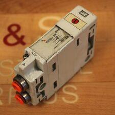 SMC VQ2000-FPG Pneumatic Dual Check Valve - USED
