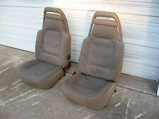 LAND ROVER DISCOVERY  FRONT SEATS