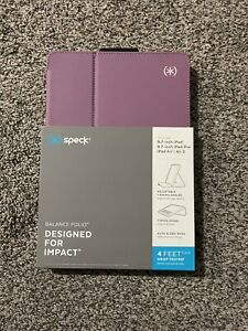 speck ipad 9.7inch balance folio cover pink/mauve