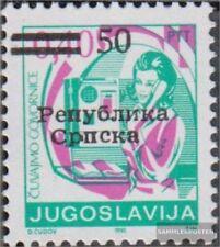 Servisch Republiek Bos.-h 3C postfris MNH 1992 Postzegels