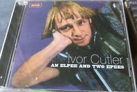 Ivor Cutler An Elpee And Two Epees New Sealed Rare Cd Free Post U.K.