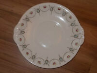 Vintage Tableware Staffordshire China Bread & Butter/Sandwich/Plate - Cameo Rose