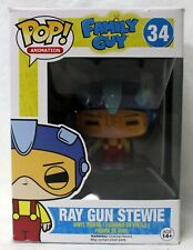 Funko Pop Family Guy #34 Ray Gun Stewie Vinyl Figure