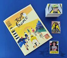 PANINI, Tour de France 2021, complete loose sticker set + empty album