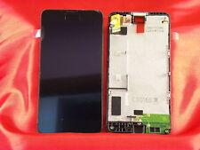 LCD SCHERMO DISPLAY E TOUCH SCREEN NOKIA LUMIA 630 635 CON FRAME