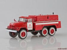 Scale model truck 1/43 PNS-110 (131), the fireman (AIST)