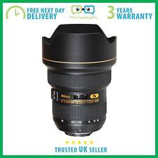 NUOVO Nikon AF-S Nikkor 14-24mm f/2.8G ED Lens - 3 anni di garanzia