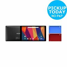 Alba 10 Inch 1.3GHz 16GB 1GB Android WiFi Tablet - Black.